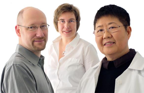 Dr. med. Matthias Erbe, Dr. med. Birgit Linnemann, Dr. med. Young-Hea Moon